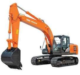 Operator for Tata excavator