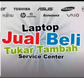 LAPTOP ACER ASUS TOSHIBA HP READY SEKOND