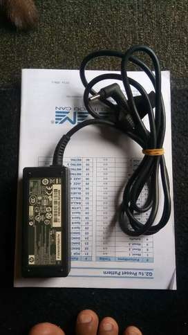 Jual casan notebook merk hp output 19.5V  2.05