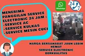 Service Mesin Cuci Servis Kulkas AC isi freon Pabean Cantikan Surabaya