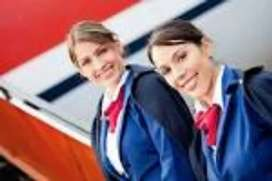 Airhostess job in Airline's for freshers Simple 12th pass Female