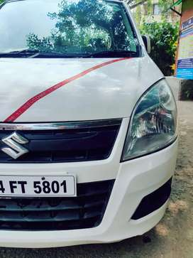 Suzuki WagonR 2016 company fitted CNG first owner