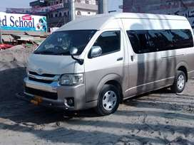 Toyota hiace for sale 2009 registration 2015