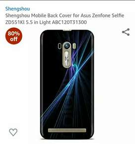 Mobile cover for asus ZenFone
