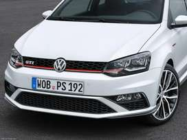 Polo gti grill with vw emblem for 3500rs only