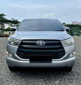 Termurah Toyota innova diesel low km 2.4G solar mt 2016 pemakaian 2017