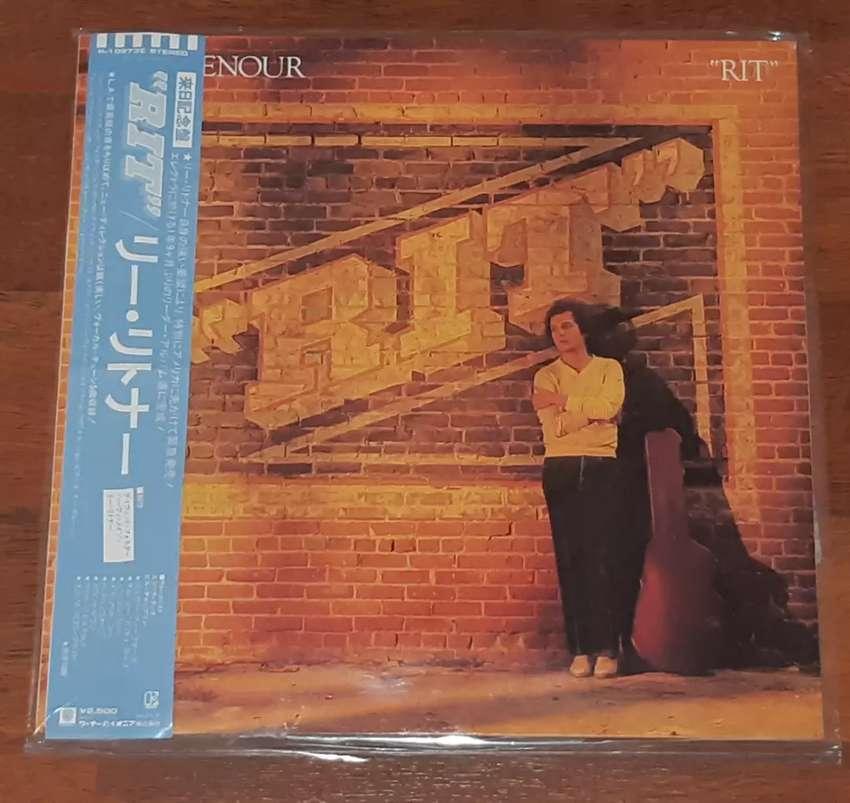 Lee Ritenour-Rit (Vinyl/Piringan Hitam) Jpn 0