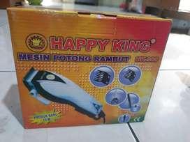 Mesin Potong Rambut Happy King
