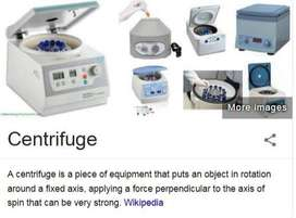 Different Types of Centrifuge Machines For PRP and other Treatments