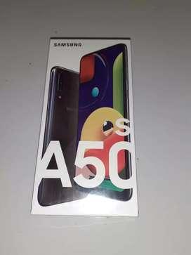 SAMSUNG GALAXY A50S 4/64 BLACK