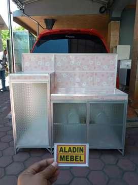 Meja kompor ready Aladin sidoarjo prambon 2110