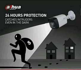 PAKET KAMERA CCTV DAHUA 8 CHANEL TERMURAH KUALITAS BENING
