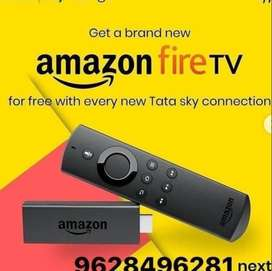 TATA SKY NEW D2H HD CONNECTION@ 1300 (BEST-OFFER)