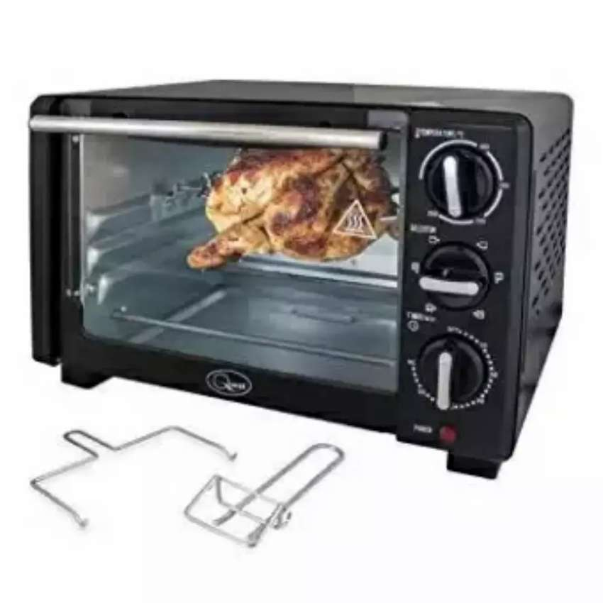 Imported 26 Liter Electric Baking & Toaster Oven, Mixer , Beater 0