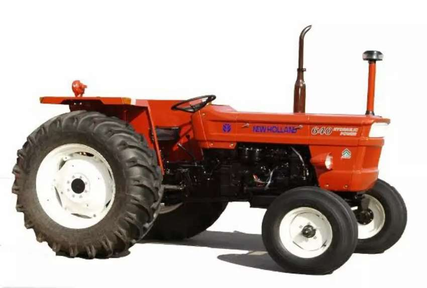 HELLAND NH 640 FIAT (75 hp) TRACTOR 0