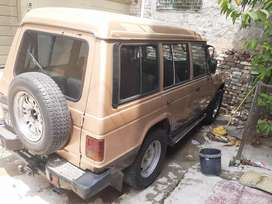 Pajero for sale or exchange