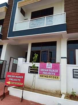 ,100  sq yardVilla project opp Royal Green ,Sirsi(Rajnigandha Villas)