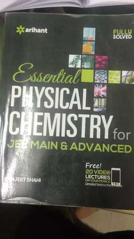 Essential physical chemistry JEE mains and Advanced