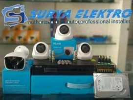SURYA ELEKTRO// DEALER CCTV LENGKAP