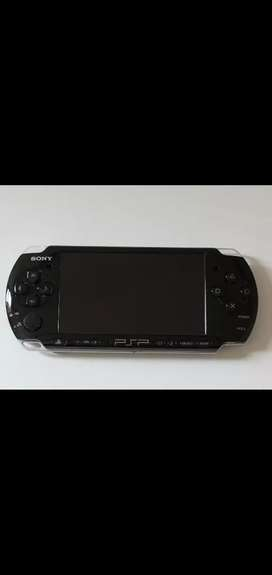 Sony Play station portable (psp)  with protection cover.