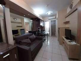 Disewakan Tahunan, 2 Bedroom uk.35m full furnish