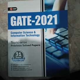 Gate-2021 computer science and information technology