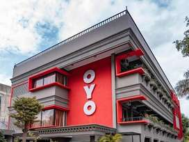 oyo hotel front office only female required