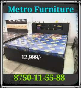 New Double Bed, Factory Rate