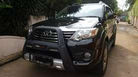 Toyota Fortuner 2.7 G Lux AT 2012 TDp 10Jt