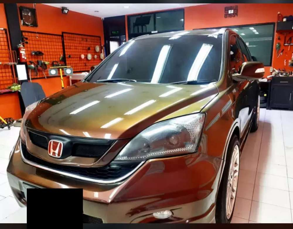 CR-V Bunglon 20112.0 A/T Full Modifikasi