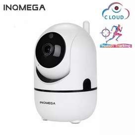 Robotic 2mp 1080p Wifi cameras 360 Mobile App monitoring Motion Alarm
