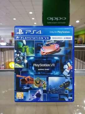 BD PS4 VR Demo Disc .. game cd kaset bluray playstation 4 ps