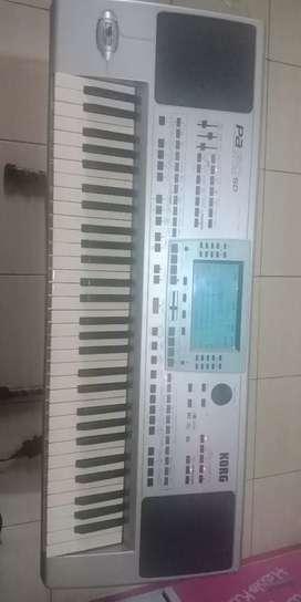 Keyboard Korg PA50sd