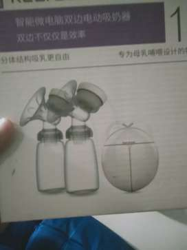 Pompa electric double breast pump