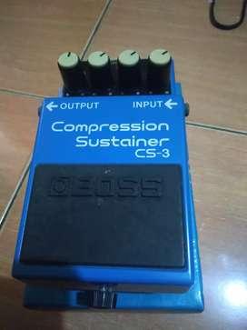 Boss compression sustainer cs 3