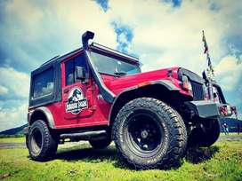 Mahindra Thar CRDe - Mint Condition