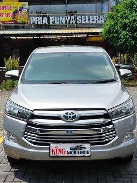 KING Mobilindo Innova Reborn V Matic 2016 Diesel ( Orisinil, terawat )