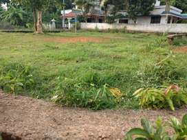 8.7 cents rectangle plot. Tar road frontage. 11 km to infopark.