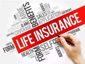 Thrissur/Life insurance/Degree pass must/100%Field sales job
