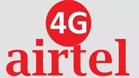 Full time job in Airtel Bharti in all Madhya Pradesh
