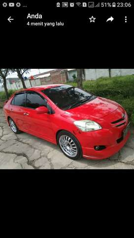 Toyota vios limo 2012