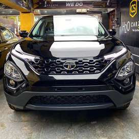 Tata Harrier XZ Dark Edition, 2020, Diesel