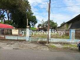 Tanah DISEWAKAN / DIJUAL Tepi Jalan Besar Pringwulung gejayan Seturan