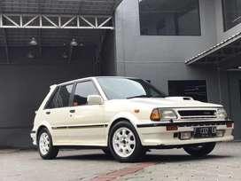 Starlet 1.3 SE 1988 bodykit turbo
