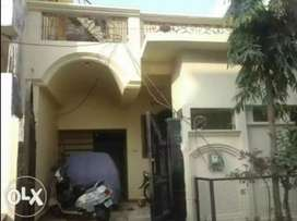 195 gaj house 2 floor house avalable for sell  in jigar colony