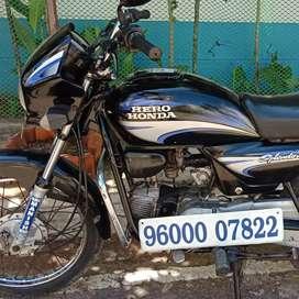Hero Honda SPLENDER