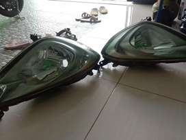 Headlamp jazz RS 2012 Original