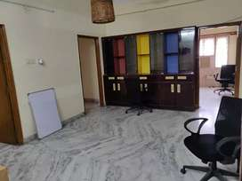 3bhk flat for office space at madhapur