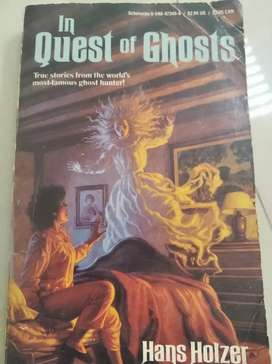 In Quest Of Ghosts- real time ghost stories collection