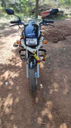 KA25HE6666 ,1 month bike top model , insurance 5yr